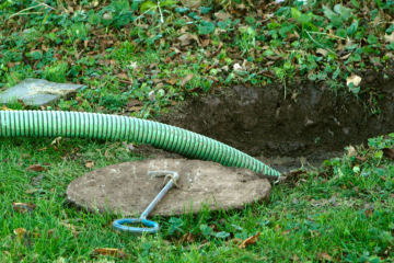 Septic Pumping Hose